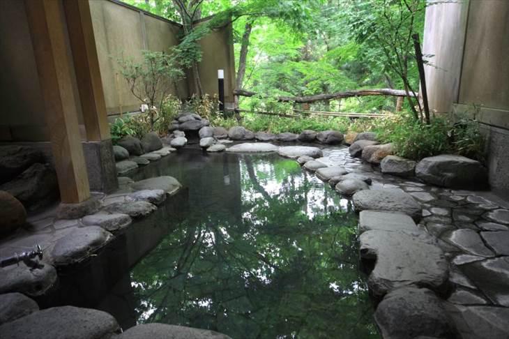 上林温泉 湯宿 せきや