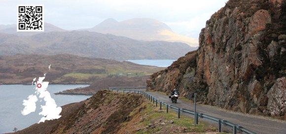 British Coastal Roads Scotland
