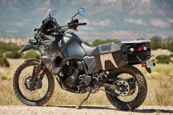 2022 Kawasaki KLR650 Adventure Review: MSRP
