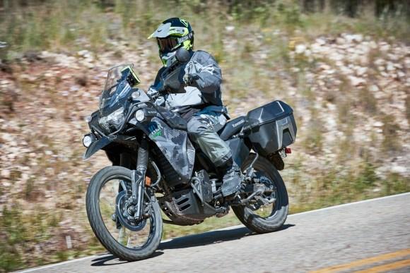 2022 Kawasaki KLR650 Adventure Review: Roadway Test