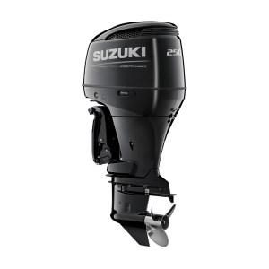 Suzuki Marine DK påhængsmotor model DF250 i sort
