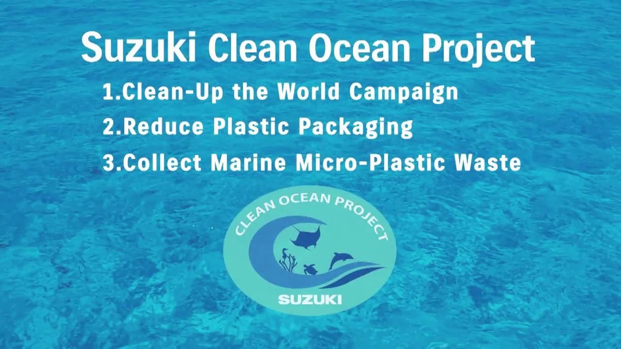 Suzuki Clean Ocean