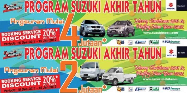 Suzuki Promo Akhir Tahun