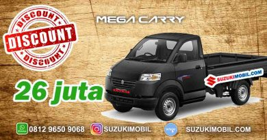 Promo Pick Up Suzuki Carry & APV Mega Carry