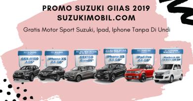 Promo Suzuki GIIAS