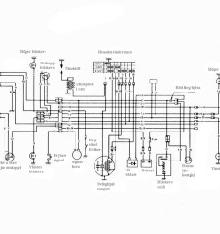 1977 yamaha dt 400 wiring diagram 1977 yamaha dt400d [ 1040 x 758 Pixel ]