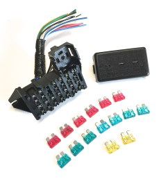 main fuse box w wire pigtail sj413 suzuki  [ 2448 x 2448 Pixel ]