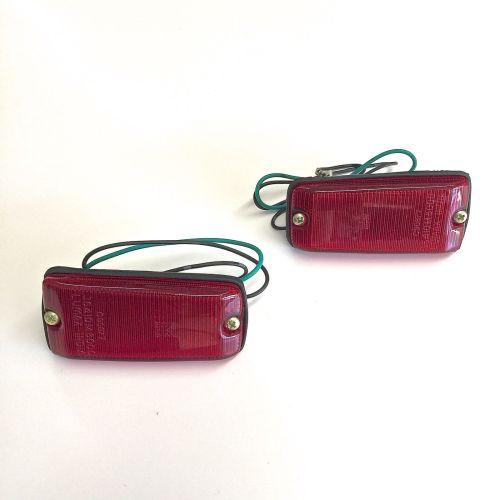 OEM-Brake-Light-Tail-Turn-Side-Marker-Lights-Suzuki-Samurai-86-95-ATLGA-302609021150-2