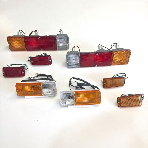 OEM-Brake-Light-Tail-Turn-Side-Marker-Lights-Suzuki-Samurai-86-95-ATLGA-302609021150