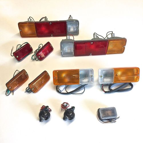 Brake-Lights-Tail-Turn-Side-Marker-Tag-Suzuki-Samurai-86-95-292415791564