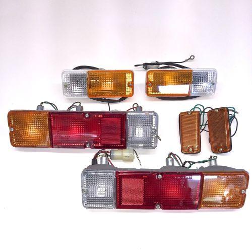 OEM-Brake-Lights-Tail-Turn-Side-Marker-Lights-Suzuki-Samurai-86-95-302622890374