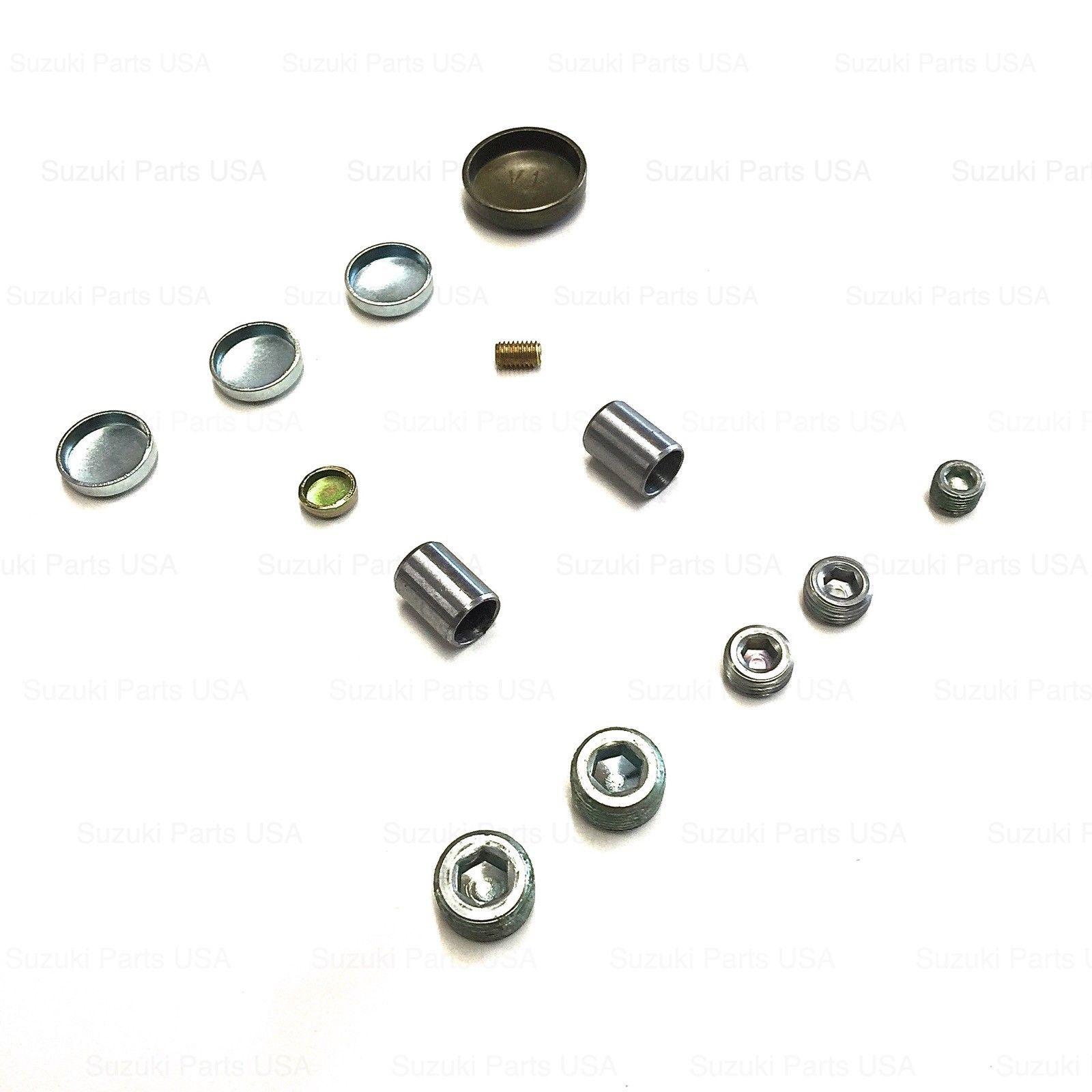 Cylinder Head Amp Engine Block Plug Kit 1 6 Liter