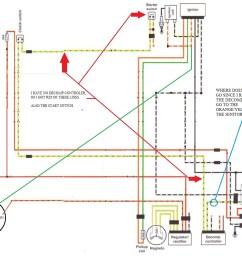 suzuki ls650 wiring diagram images gallery [ 1078 x 912 Pixel ]
