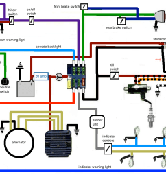 suzukisavage com fuse block wiring diagram yamaha raider wiring diagram fuse block savage wiring diagram questions png [ 1115 x 850 Pixel ]