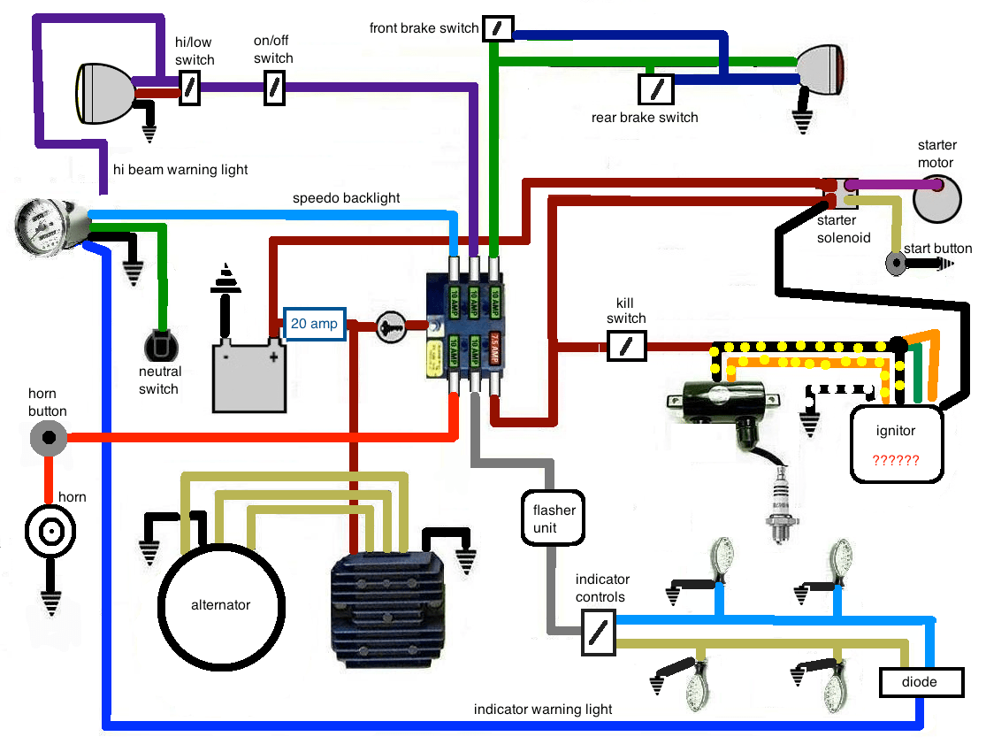 Wiring Diagram For 2003 Kfx - Lir Wiring 101 on