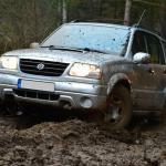 Suzuki Grand Vitara Diesel – terenówka Patryka z Kaszub