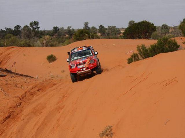 Polski Suzuki Jimny na Outback Challenge w Australii – VIDEO