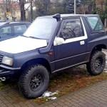 """Suzuki Vitara Łukasza – """"Maleństwo"""" prosto w teren"""