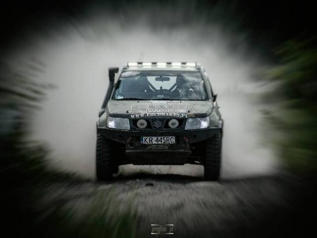 Grand Vitara EBC Brakes Rally Team na Super Rally