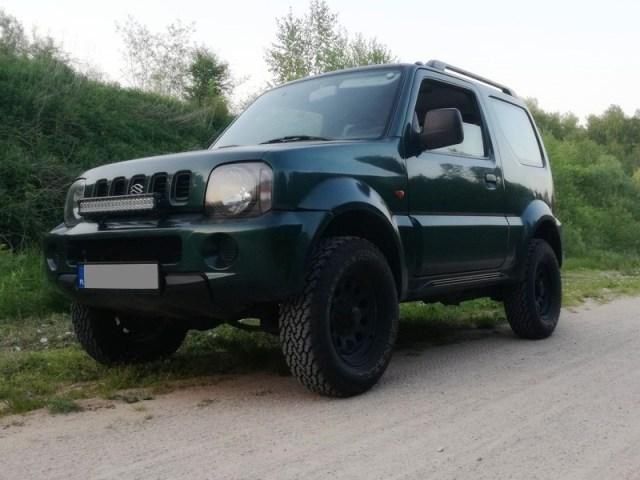 Suzuki Jimny – czyli auto Suzukowcy.pl
