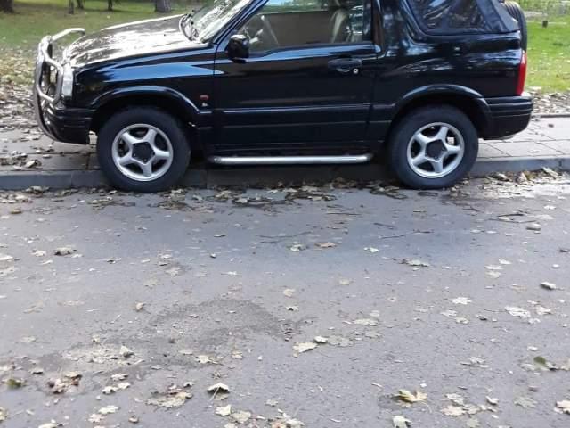 Suzuki Grand Vitara I 1.6 Cabrio