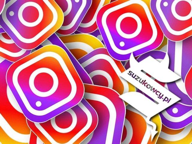Suzukowcy wchodzą na instagram