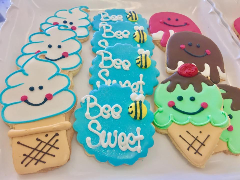 Custom Cookies Suzybeez Bakery