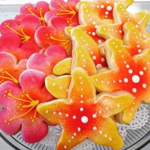 hawiian cookies