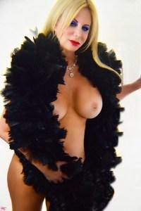 South Florida Escort | Miami-Fort Lauderdale | Mature Blonde - Upscale Discreet Incale - Black Lingerie - Fetish - Domination - Submission