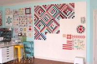 How to Make a Quilt Design Wall