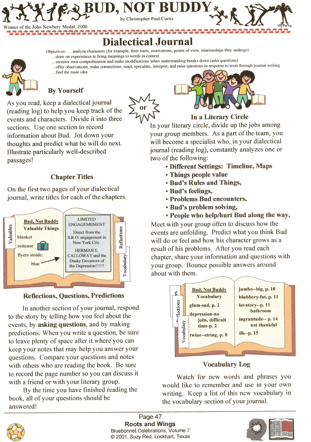Printables Bud Not Buddy Worksheets Messygracebook Thousands Of Printable Activities