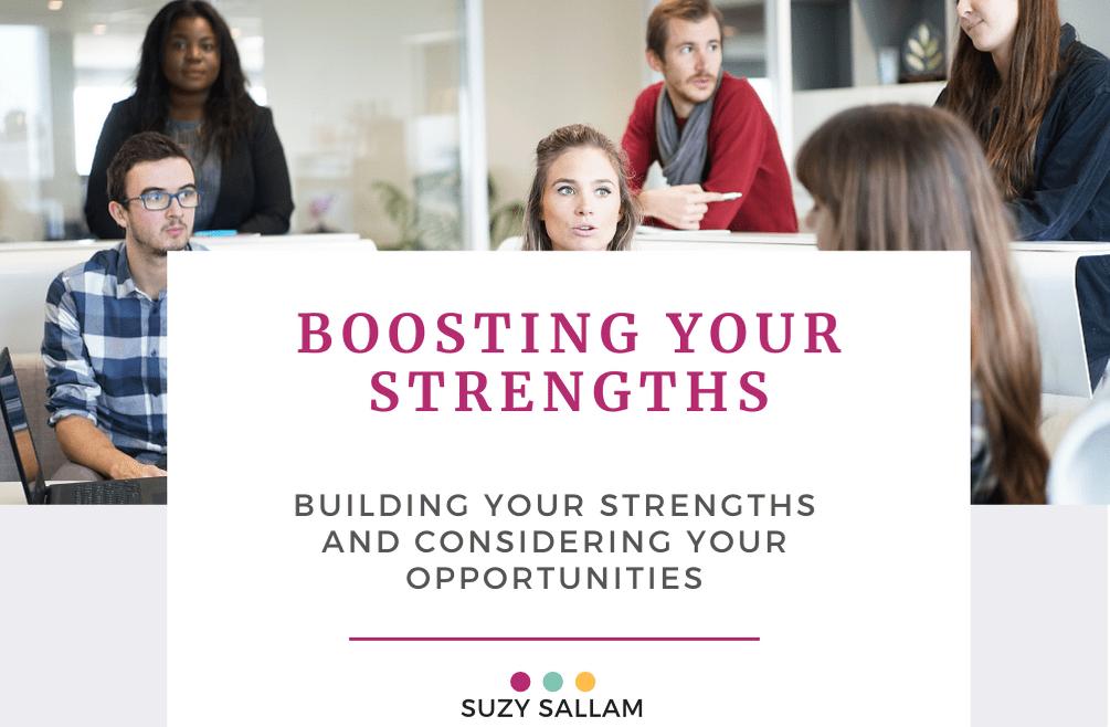 Establishing your strengths