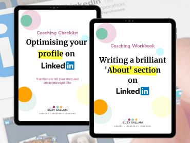 LinkedIn Optomisation workbooks