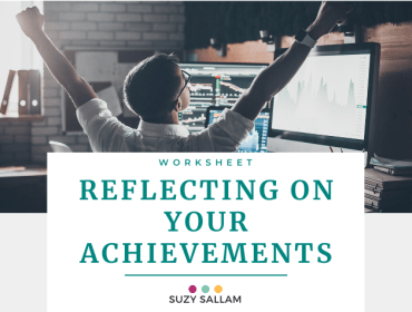 Reflecting on your achievements - Suzy Sallam 2021