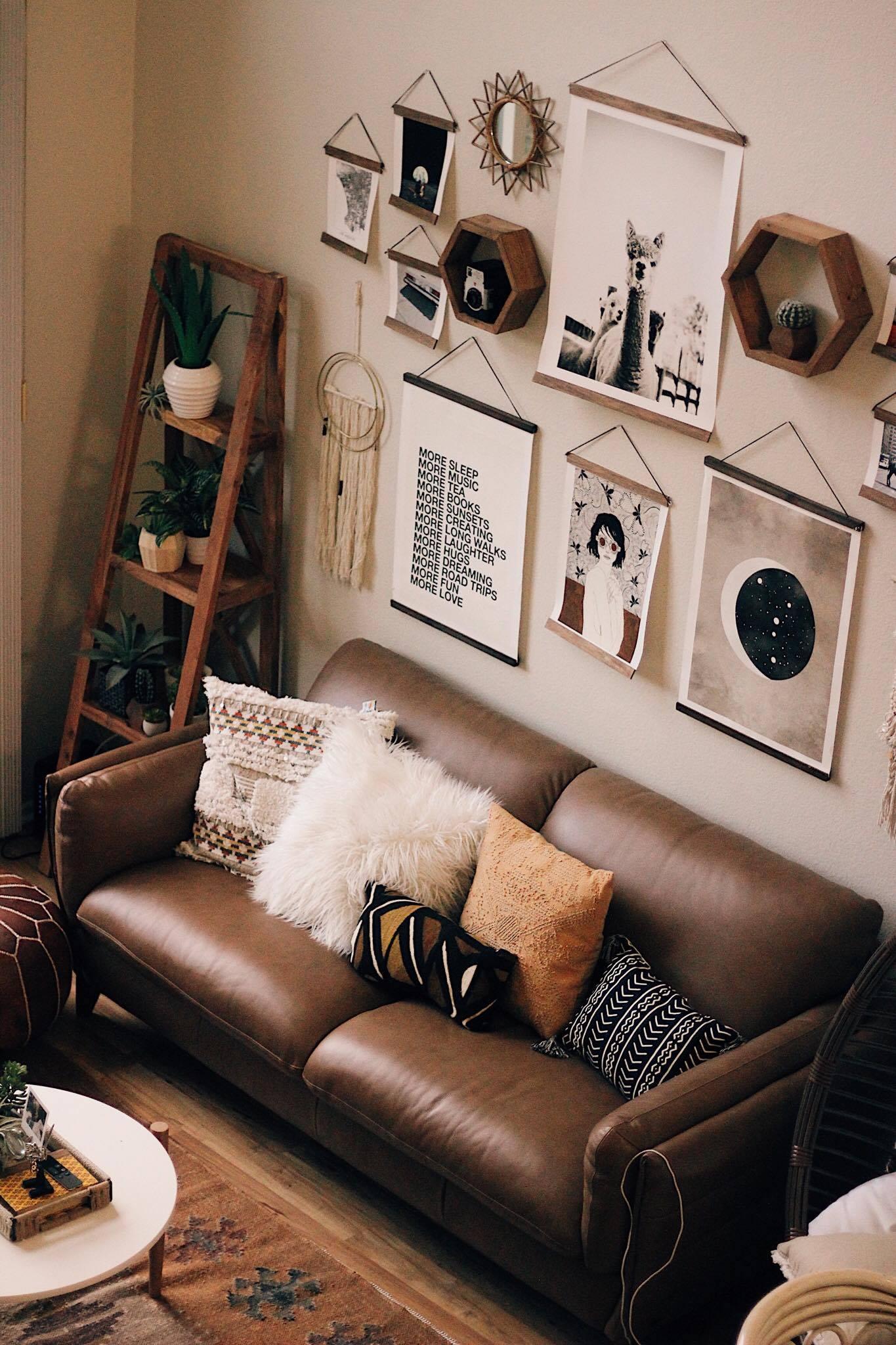 Diy Wooden Dowel Printphoto Hanger Suzy Shattuck