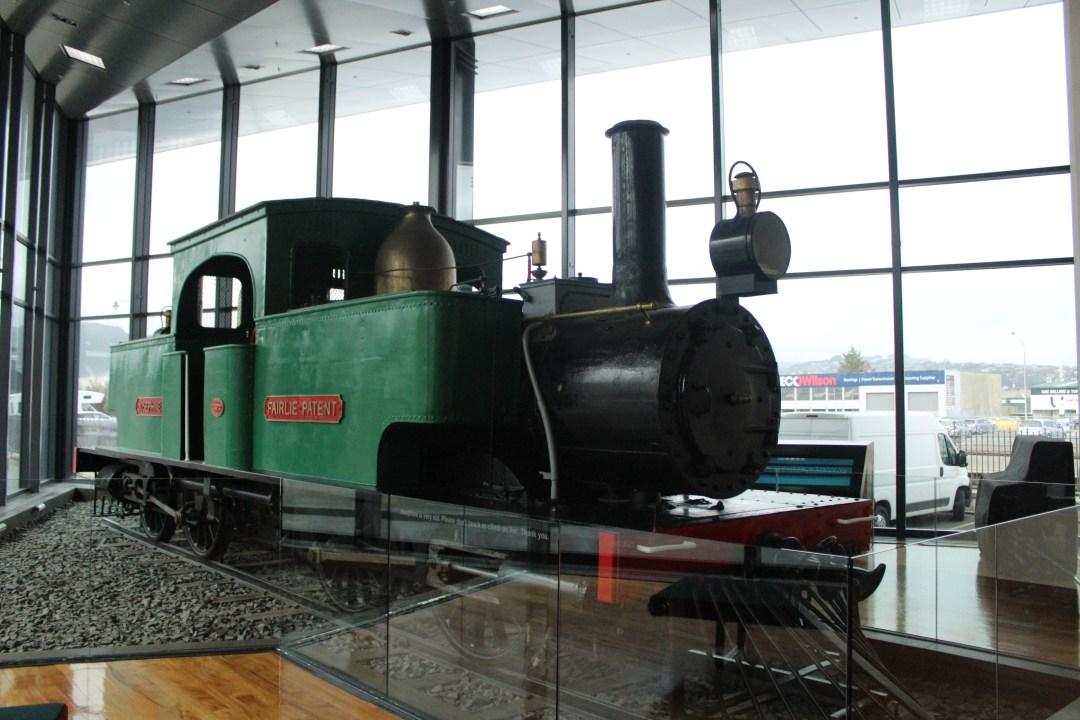 Josephine Locomotive