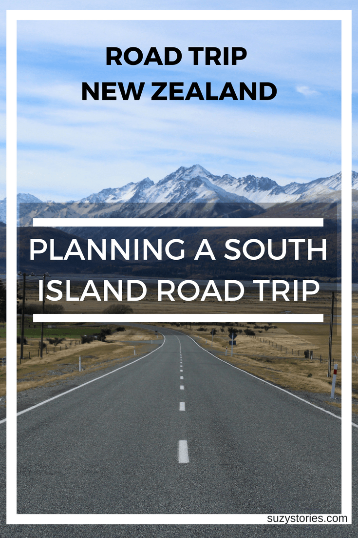 plan south island road trip pin