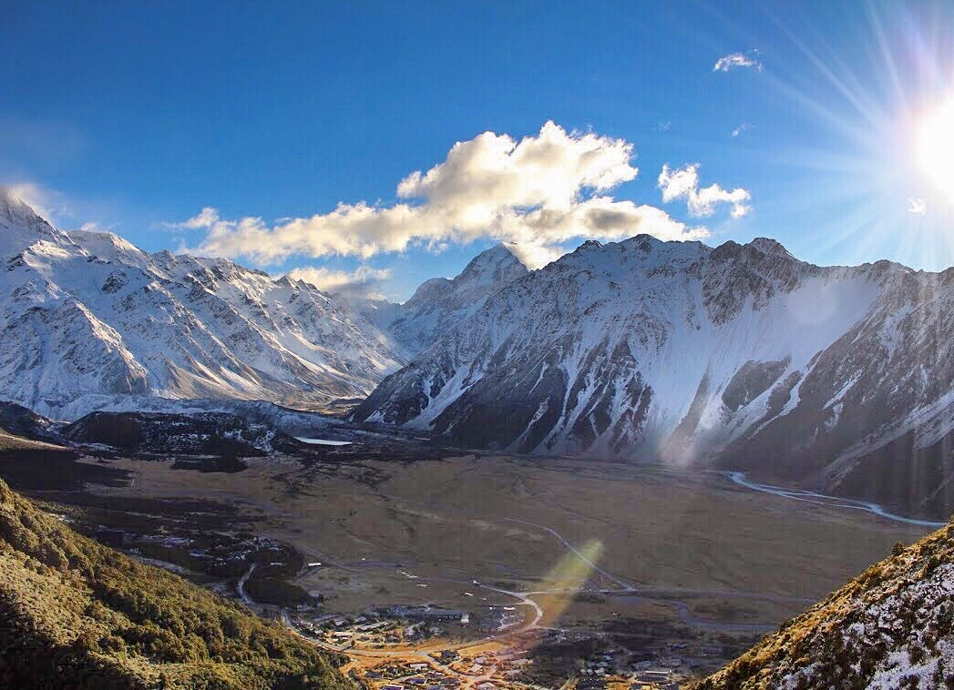 Red Tarns Track New Zealand: Short Walks in Aoraki/Mount Cook National Park - Get the best views of Aoraki/Mount Cook