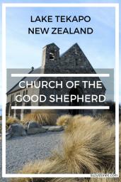Church of the Good Shepherd: Things to do in Lake Tekapo, plan a New Zealand road trip