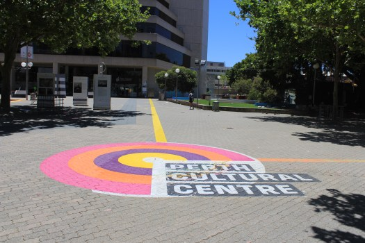 Best things to do in Perth - one day itinerary. Visit the cultural centre of Perth
