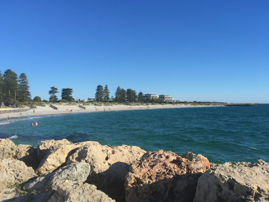 Best things to do in Fremantle - Visit South Beach for incredible city views and paradise beaches