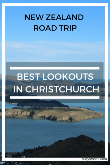 5 Best views in Christchurch New Zealand - lookouts in Lyttelton, Akaroa, and Port Hills