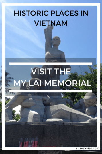 Historical Places To Visit In Vietnam: The eye-opening My Lai Memorial and fascinating Vinh Moc Tunnels will educate and reveal the atrocities and events that occurred in the Vietnam War. Visit these sites as a must-do in Vietnam to remember those that suffered throughout the war.