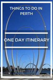 perth in one day pin