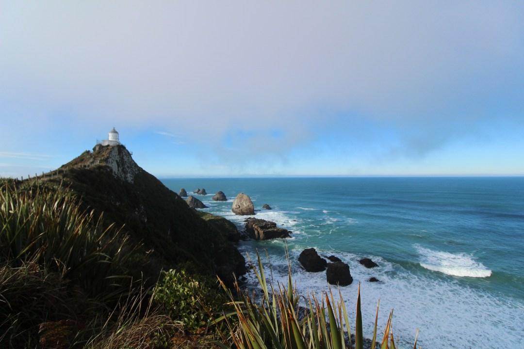 Accommodation in New Zealand - beautiful views