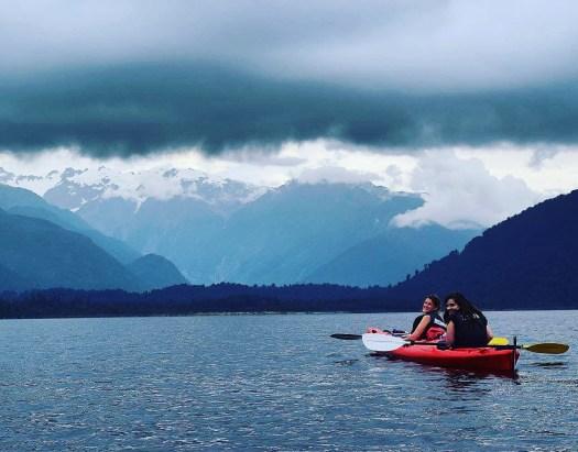 Best hostels in New Zealand - Franz Josef hostels