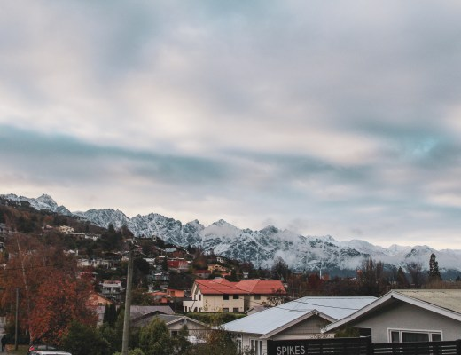 Best hostels in New Zealand - Scenic Queenstown hostels