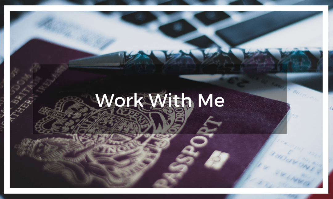 Work with me - travel blogger offering guest post, collaboration, social media, reviews, and more services.