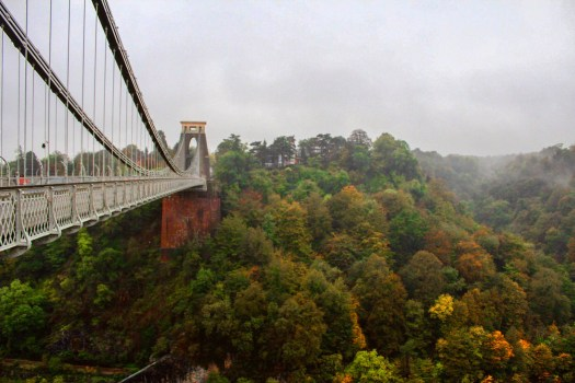 Visit Bristol In One Day Trip - Explore Bristol's harbourside, famous landmarks, and beautiful countryside for an immersive taste of history, world exploration, and engineering! Clifton Suspension Bridge blends perfectly into nature to provide beautiful views.