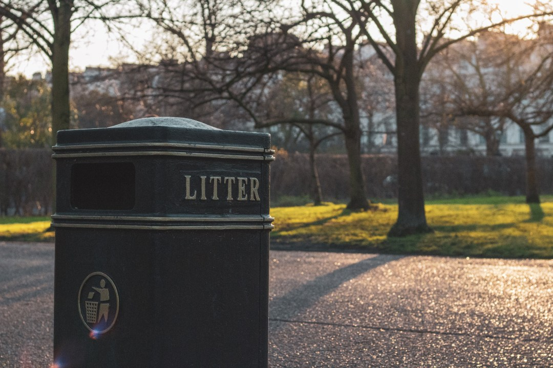 Things To Know When Moving To London - Recycling and littering are big problems in London. Make sure to always practice responsible travel!